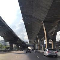 Photo taken at ถ.บางนา-ตราด กม12 by Jay B. on 5/4/2015