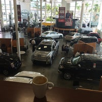 Photo taken at Headquarter Toyota by Orestes H. on 8/14/2014