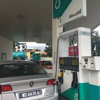 Photo taken at Petronas by Abdullah N. on 11/15/2017