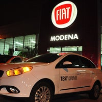 Photo taken at Modena FIAT by Modena FIAT on 10/7/2013