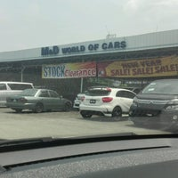Photo taken at M&D World Of Cars Sdn Bhd by Fathi F. on 8/18/2016
