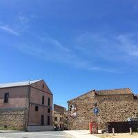 Photo taken at Barco de Ávila by Ismael B. on 5/18/2015