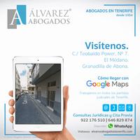 Foto tomada en Alvarez Abogados Tenerife por Alvarez Abogados Tenerife el 4/10/2018