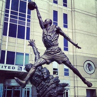 Photo taken at United Center by kevin m. on 7/1/2013