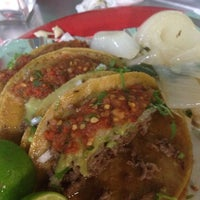 Photo taken at Tacos Primo by Angel C. on 11/16/2013