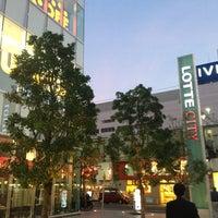 Photo taken at ロッテシティホテル錦糸町 by シャーマン ラ. on 10/24/2012