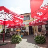 Photo taken at Sjesta by pizza on 10/7/2013