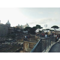 Photo taken at Rome Italia by Anna M. on 11/11/2014