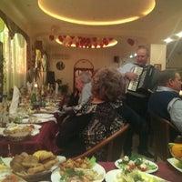 "Photo taken at Кафе ""Гостея"" by Yana I. on 1/31/2014"