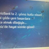Photo taken at DenizBank Soganlı Şube by Duygu M. on 4/15/2015