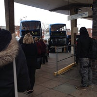 Photo taken at Exeter Bus Station by Elena on 2/12/2016
