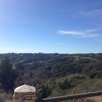 Photo taken at Mulholland Scenic Corridor by Jonathan M. on 1/18/2013