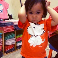 Photo taken at apa-ama shop ( Asiatique The Riverfront ) by Sriwan S. on 12/16/2014