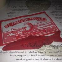 รูปภาพถ่ายที่ The Mermaid Inn โดย Frances L. เมื่อ 3/26/2013