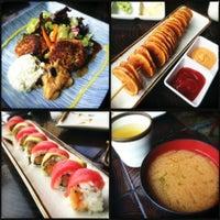 Photo taken at Yen Sushi Karaoke & Lounge by Louie S. on 7/24/2013