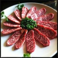 Photo taken at Genwa Korean BBQ by Louie S. on 11/4/2012