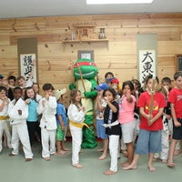 Photo taken at Popkin-Brogna Jujitsu Center by Popkin B. on 11/16/2014