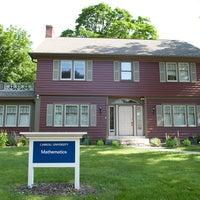 Photo taken at Carroll University - Mathematics House by Carroll University on 5/27/2014