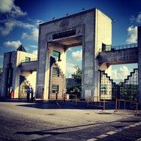Photo taken at Yeditepe University by Üniversiteliler T. on 10/8/2013