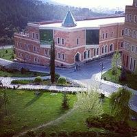 Photo taken at Yeditepe University by Üniversiteliler T. on 10/12/2013