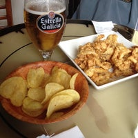 Photo taken at Café - Bar Carabela by Claudia O. on 3/30/2014