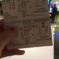 Photo taken at Golden Screen Cinemas (GSC) by Azy H. on 1/29/2018