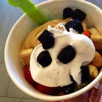 Photo taken at Menchie's Frozen Yogurt - Lake Mary Blvd by ~Prettyinpinks~ N. on 5/10/2013
