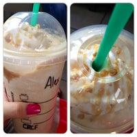 Photo taken at Starbucks by ~Prettyinpinks~ N. on 5/11/2013