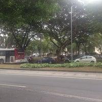 Das Foto wurde bei Praça Coração de Maria von Jose Luiz G. am 7/8/2014 aufgenommen