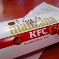 Photo taken at KFC by Diana Angelica H. on 7/20/2015