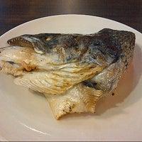 Photo taken at Shogun Japanese Buffet Restaurant by Haris S. on 11/28/2012