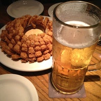 Photo taken at Outback Steakhouse by Maurice S. on 12/28/2012