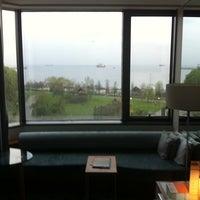 4/9/2013 tarihinde Mats M.ziyaretçi tarafından Sheraton İstanbul Ataköy Hotel'de çekilen fotoğraf