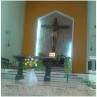 Photo taken at Igreja Nossa Senhora Das Gracas (tristeza) by Naldo R. on 12/24/2014