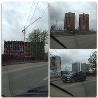 Foto tirada no(a) Ст. Мясокомбинат por Артем П. em 5/18/2014