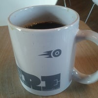 Photo taken at Primavera Coffee Roasters by André N. on 9/25/2012