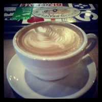 Photo taken at Primavera Coffee Roasters by André N. on 11/27/2012