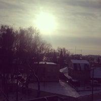 Photo taken at Ворошиловка by Дашька on 2/25/2014