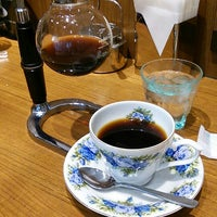 Photo taken at カフェ・ド・ペラゴロ CAFE de PERAGORO 堺北花田店 by 小松 ゆ. on 12/25/2013