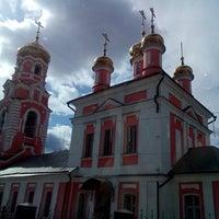 Photo taken at Храм Живоначальной Троицы На Пушкинской by О'Кс@на П. on 4/22/2015