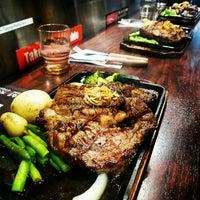 Foto tomada en Ikinari Steak por Rita L. el 4/30/2017