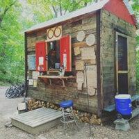Photo taken at Rail Trail Cafe by Rita L. on 7/4/2016