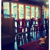 Photo taken at Bareburger by Rita L. on 12/8/2012