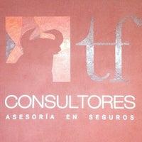 Foto tomada en Tf Consultores agente de seguros por cuba m. el 4/23/2013