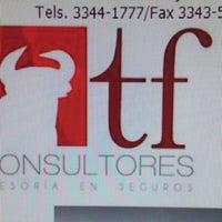 Foto tomada en Tf Consultores agente de seguros por cuba m. el 5/20/2013