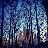 12/30/2012 tarihinde Nick L.ziyaretçi tarafından Cadman Plaza Park'de çekilen fotoğraf