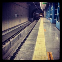 Photo taken at Esenler Metro İstasyonu by ⚡️ VOLKAN Y. on 8/4/2013