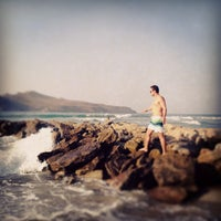 Photo taken at Chania Surf Club(theatro Summer) by Bill S. on 8/20/2013