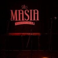 Photo taken at La Masia de Sant Boi de Llobregat by Masia S. on 2/28/2014