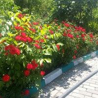 Снимок сделан в Sındırgı Emendere Resort Hotel пользователем TC Alper Y. 7/13/2014
